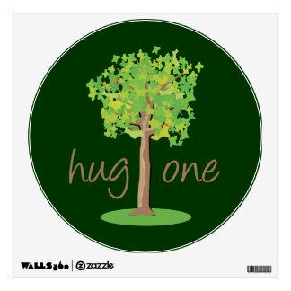 Tree Hugger Room Sticker