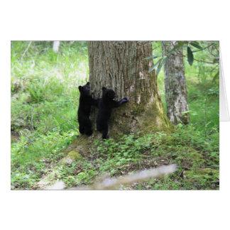 Tree Huggers Card