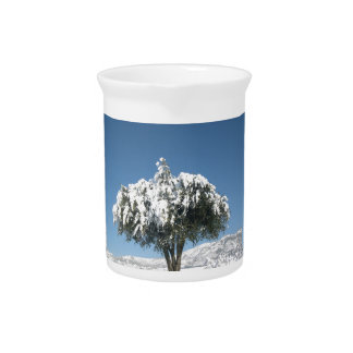 Tree Image Drink Pitchers