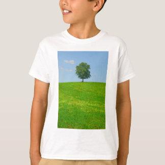 Tree in  a field T-Shirt