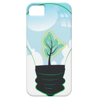 Tree in a Lightbulb 2 iPhone SE/5/5s Case