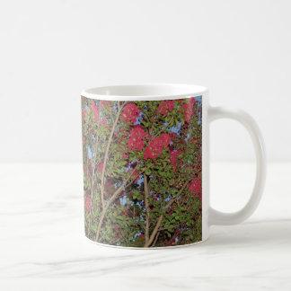 Tree in Full Bloom Classic White Coffee Mug
