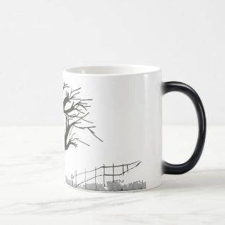 Tree in Seasons - 1 Mug