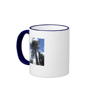 Tree in Sky Coffee Mug