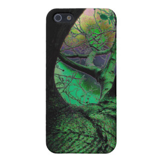 Tree in The Dark-63 Cover For iPhone SE/5/5s