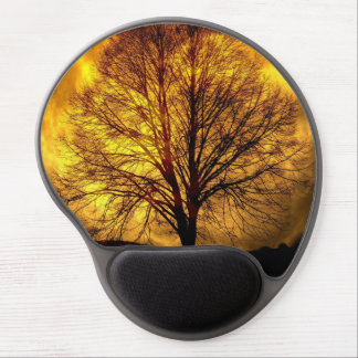 Tree in the Moonlight Gel Mousepad