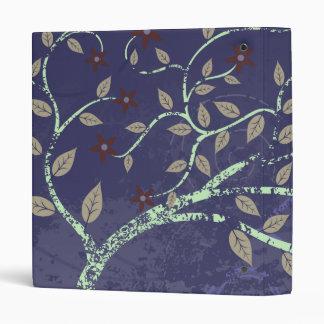 Tree in the Wind Vinyl Binders