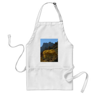 Tree In Zion National Park Apron