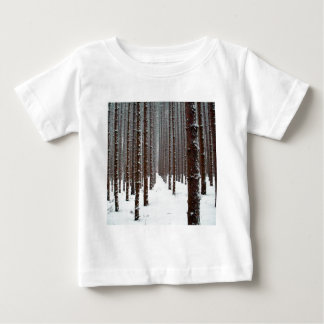 Tree Intrepid Icey Outlook Tee Shirt