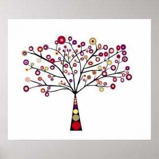 """Tree Jessica"" Poster"