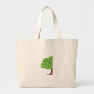 Tree Jumbo Tote Bag