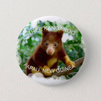 Tree kangaroo button