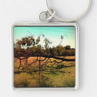Tree Key Chain