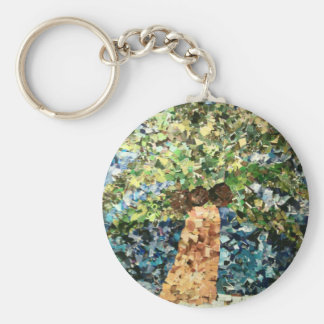 Tree Key Chains