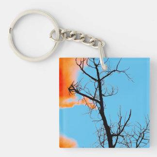 Tree Keychain