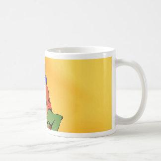 Tree Lady calling for green earth Coffee Mugs
