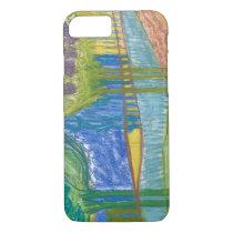 Tree Landscape iPhone 8/7 Case