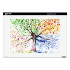 Tree Laptop Skin