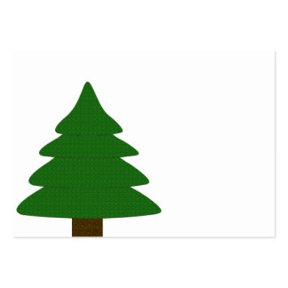 Tree Large Business Card