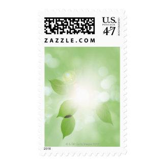 Tree Leaves Stamp