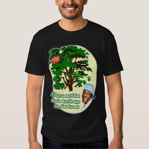 Tree Leprechaun T-Shirt
