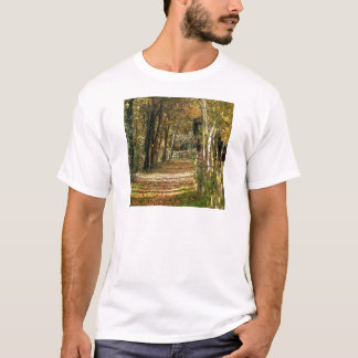 Tree Light Of Autumn T-Shirt