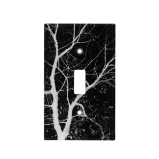 Tree Light Switch Cover