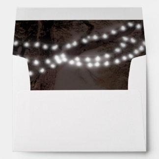 Tree Lights Envelope
