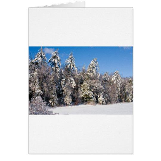 Tree Line Card
