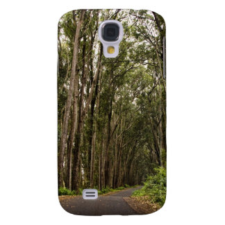 Tree Lined Road Galaxy S4 Case