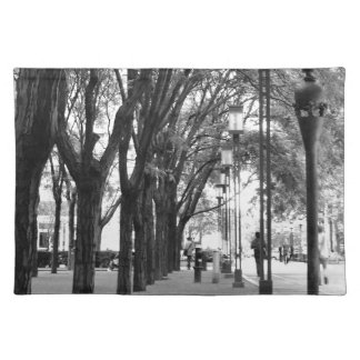 Tree Lined Walk Placemat