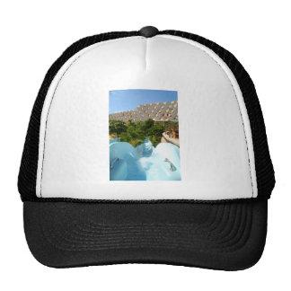 Tree Lined Waterslide Trucker Hat