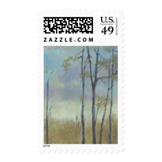 Tree-Lined Wheat Grass I Postage