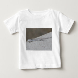 Tree Lizard On a Wall Baby T-Shirt