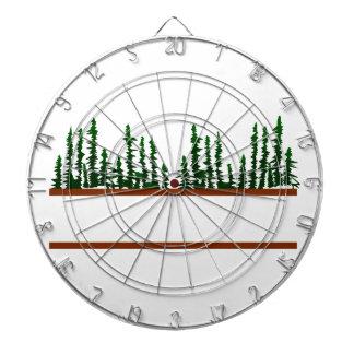 Tree Logo Dartboards
