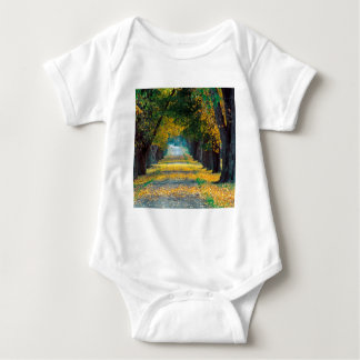 Tree Louisville Roadway Kentucky Baby Bodysuit