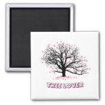 Tree Lover Fridge Magnets