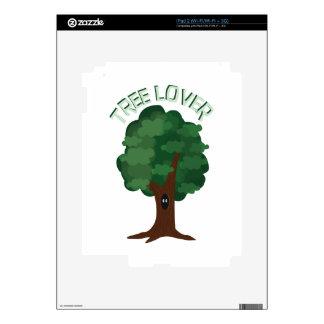Tree Lover Skin For iPad 2