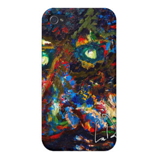 Tree Man Soul Face 1 Case For iPhone 4
