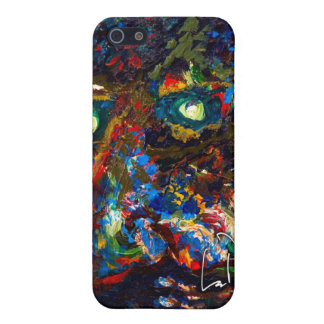Tree Man Soul Face 1 Cover For iPhone SE/5/5s