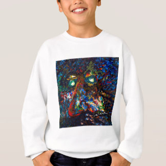 Tree Man Soul Face 1 Sweatshirt