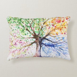 Tree Accent Pillow