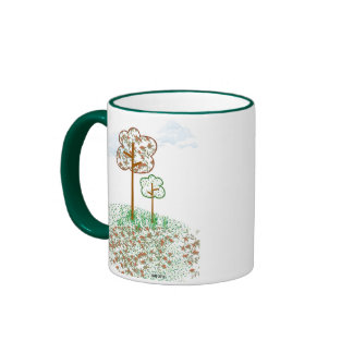 Tree Medely Coffee Mug