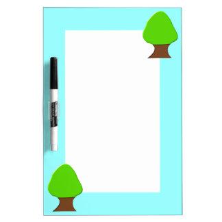 Tree Memo Board Dry Erase Whiteboard