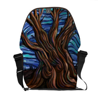 Tree Messenger bag