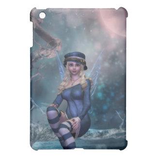 Tree Moon Fairy B iPad Mini Covers