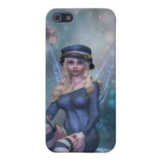 Tree Moon Fairy B iPhone SE/5/5s Cover