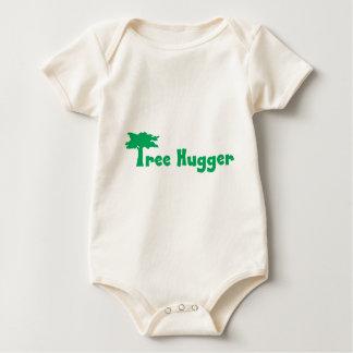 tree more hugger baby bodysuit