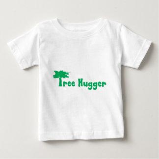 tree more hugger baby T-Shirt