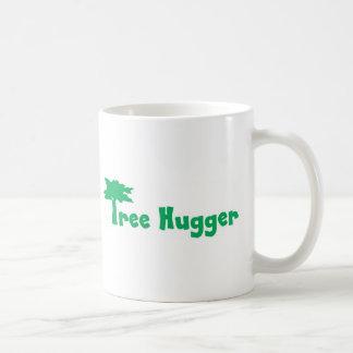 tree more hugger coffee mug